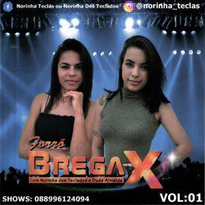 FORRÓ BREGA X - CD PROMOCIONAL DE MAIO 2019
