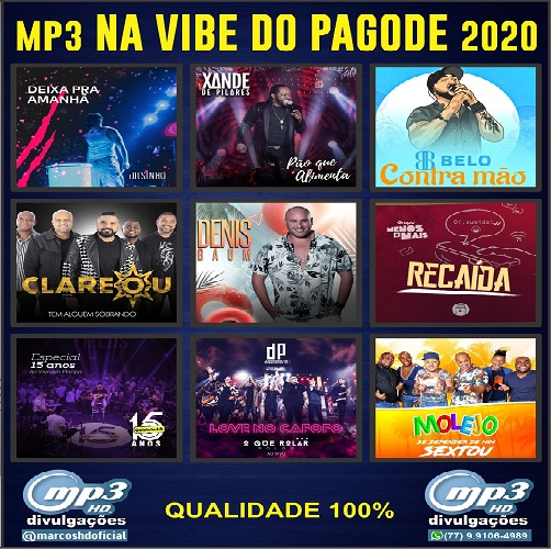 BAIXAR MP3 - Na Vibe Do Pagode 2020