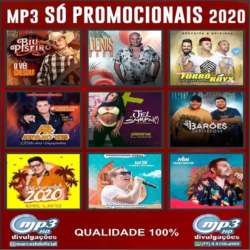 BAIXAR MP3 - Só Promocionais 2020