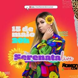 💿Marilia Mendonça - Live Serenata - Junho 2021